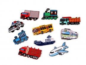 Nažehlovačka dopravní prostředky
