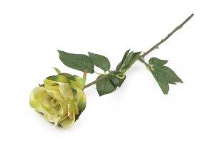 Umělá růže dlouhá