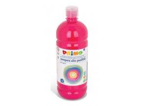 PRIMO Alta školní temperová barva 1l - růžová sytě magenta 301