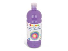 PRIMO Alta školní temperová barva 1l - fialová světle lilac 450
