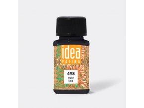 Idea Patina - rezavé železo základ 60 ml