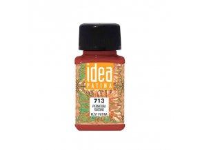 Idea Patina - oxidační činidlo - rez 60 ml