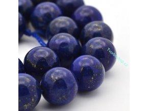 Lapis Lazuli dobarvený 6 mm