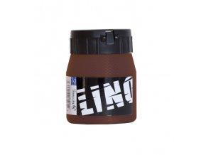 Barva na linoryt Schjerning 250 ml - hnědá