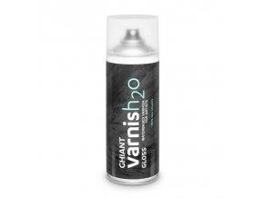 Závěrečný lak Ghiant H2O sprej 400 ml - lesklý