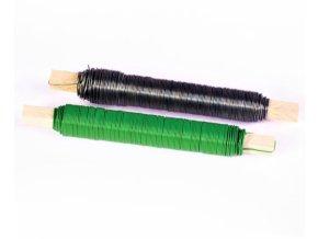 Vázací drát zelený 0,65/100g
