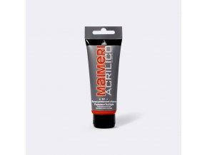 Akrylová barva Maimeri Acrilico 75 ml - červená permanentní světlá 251