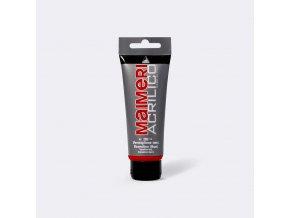 Akrylová barva Maimeri Acrilico 75 ml - červená rumělka 280