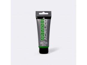 Akrylová barva Maimeri Acrilico 75 ml - zelená brilantní 303