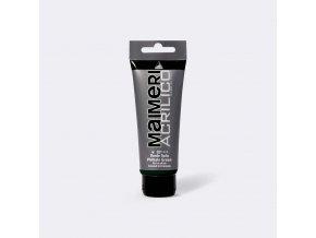 Akrylová barva Maimeri Acrilico 75 ml - zelená phtalová 321