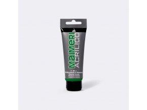 Akrylová barva Maimeri Acrilico 75 ml - zelená smaragdová 356