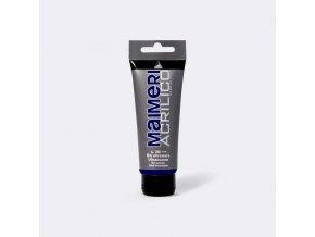 Akrylová barva Maimeri Acrilico 75 ml - modrá ultramarín 390