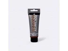 Akrylová barva Maimeri Acrilico 75 ml - umbra pálená 492