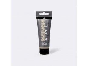 Akrylová barva Maimeri Acrilico 75 ml - šedá teplá 507