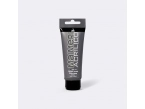Akrylová barva Maimeri Acrilico 75 ml - šedá tmavá 511