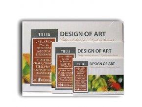 Grafický blok TILLIA A4 250 g, 20 listů