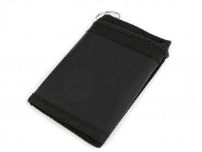 Chlapecká látková peněženka s řetízkem