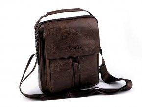 Pánská taška crossbody 24x20 cm