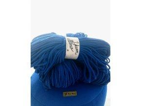 Balíček na výrobu pufu- královsky modrý