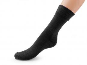 Unisex ponožky se zdravotním lemem