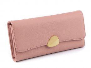 Dámská peněženka 9,5x19 cm