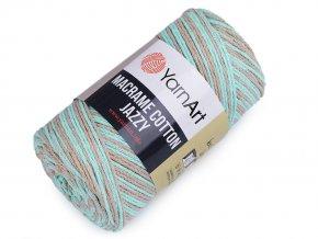 Pletací příze Macrame cotton Jazzy 250 g