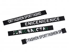 Lampas do rozparku Nice, Sport, Fashion 1,8x18 cm