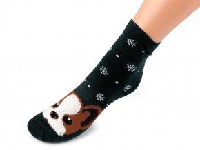 Dětské ponožky pes