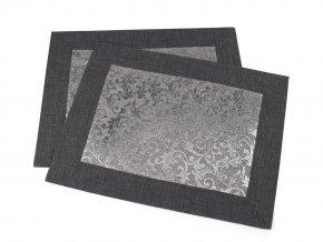 Textilní prostírání 22x43 cm