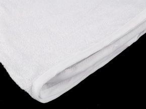 Nepropustný chránič matrace PVC s froté úpravou 90x200 cm
