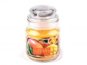 Vonná svíčka ve skle 85 g