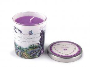Vonná svíčka ve skle 160 g