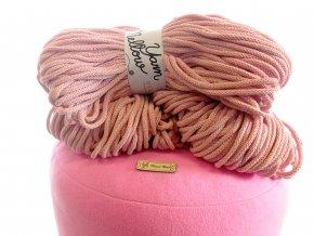 Balíček na výrobu pufu- světle růžový