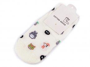 Dětské ponožky kotníkové