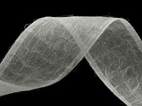 Monofilová stuha s vlascem šíře 43 mm