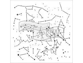 sablona 6 x6 constellations mini