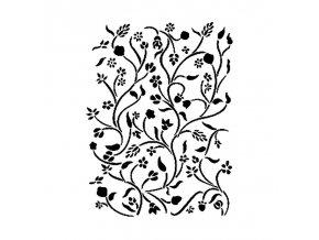 sablona cadence 21x30 cm chmel