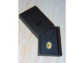 Dárková krabička černá