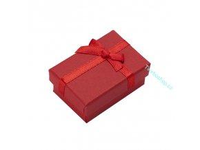 Dárková krabička červená 3