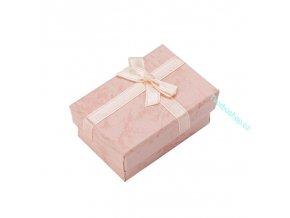Dárková krabička růžová
