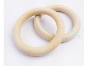 Dřevěný kroužek 70 mm