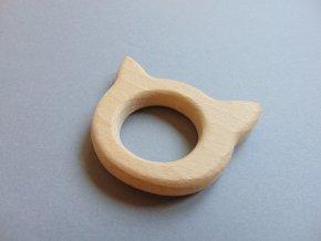 Dřevěná kočka