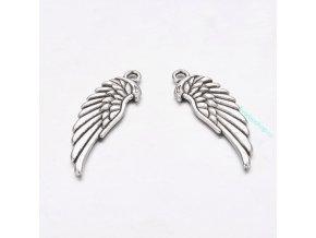 Přívěsek andělská křídla3