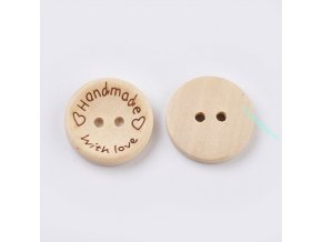 Knoflíky handmade 20 mm
