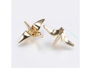 Korálek origami pták 1ks