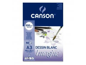 canson mix media imagine a3 50l 200g