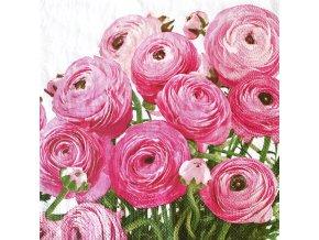 Ubrousek 33x33 Růže