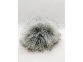 Bambule 10 cm Šedý vlk krátký chlup