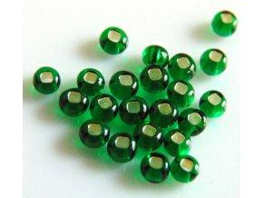 Zelená se stříbrným průtahem 108