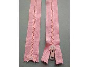 Zip růžový- více variant